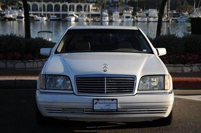 1999 Mercedes-Benz S-Class S320 for sale VIN: WDBGA32G4XA416952
