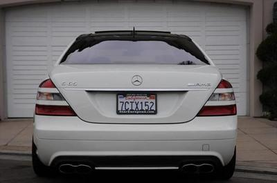 2007 Mercedes-Benz S-Class  for sale VIN: WDDNG79X37A103191