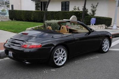 2000 Porsche 911 Carrera for sale VIN: WP0CA2999YS653613
