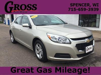 Chevrolet Malibu Limited 2016 for Sale in Spencer, WI
