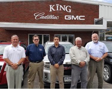 King Cadillac GMC Image 3