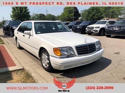 Mercedes-Benz S-Class 1995 a la venta en Des Plaines, IL