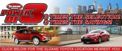 Sloane Toyota of Glenside Image 2