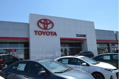 Sloane Toyota of Glenside Image 7