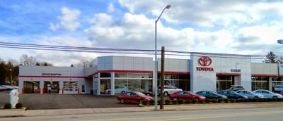 Sloane Toyota of Glenside Image 9