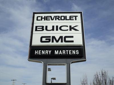 Henry Martens Chevrolet-GMC-Buick Image 1