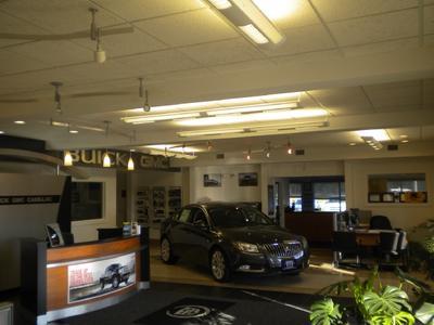 Handy Cadillac, Buick, GMC Image 4