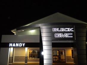 Handy Cadillac, Buick, GMC Image 5