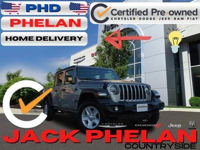 Jeep Gladiator 2020 for Sale in La Grange, IL