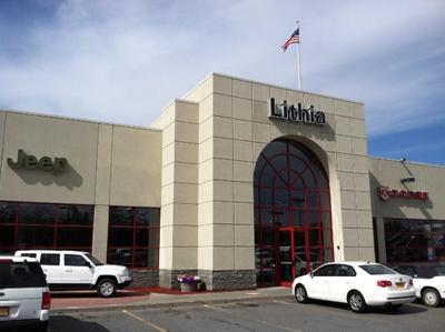 Lithia Chrysler Dodge Jeep Ram Fiat of Anchorage Image 2