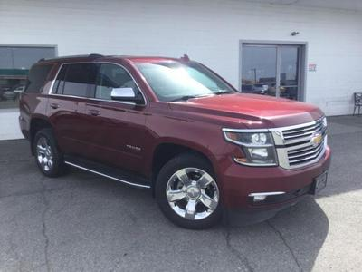 2016 Chevrolet Tahoe LTZ for sale VIN: 1GNSKCKC7GR177041
