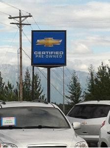 Chevrolet of Wasilla Image 1