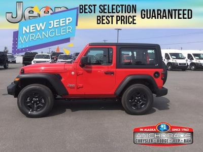 Jeep Wrangler 2019 for Sale in Anchorage, AK