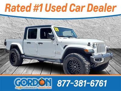 Jeep Gladiator 2020 for Sale in Orange Park, FL