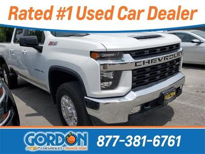 Chevrolet Silverado 2500 2020 for Sale in Orange Park, FL