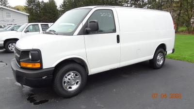 2012 Chevrolet Express 2500 LS for sale VIN: 1GCWGFBAXC1158617