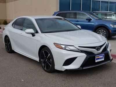Toyota Camry 2018 for Sale in Albuquerque, NM