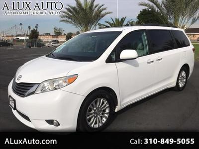 2011 Toyota Sienna LE for sale VIN: 5TDYK3DC3BS084740
