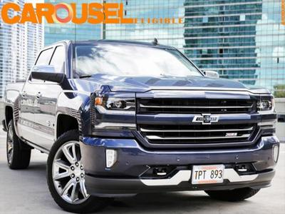 2018 Chevrolet Silverado 1500 LTZ for sale VIN: 3GCUKSEC2JG313963
