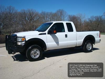2011 Ford F-250 XL for sale VIN: 1FT7X2B64BEC58499