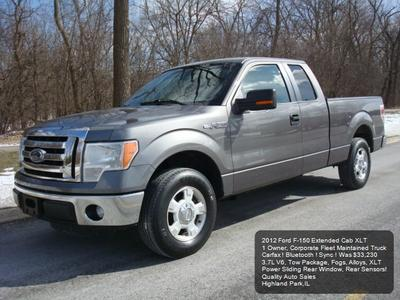 2012 Ford F-150 XLT for sale VIN: 1FTEX1CM4CFA89286