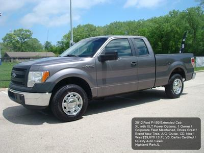 2012 Ford F-150 XL for sale VIN: 1FTEX1CM7CFA59926