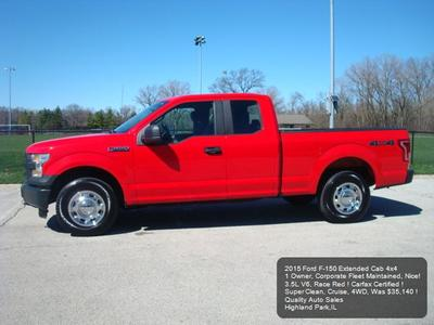 2015 Ford F-150 XL for sale VIN: 1FTEX1E89FKD12806