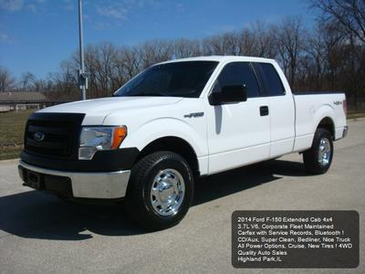 2014 Ford F-150 XL for sale VIN: 1FTEX1EMXEKD83329