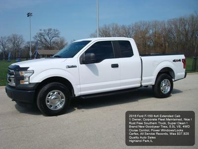 2015 Ford F-150 XL for sale VIN: 1FTFX1EF8FKD12864