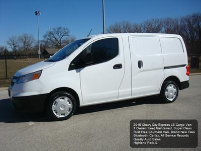 2015 Chevrolet City Express 1LS for sale VIN: 3N63M0YN4FK718375
