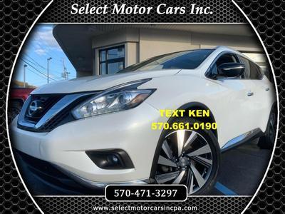 Nissan Murano 2015 a la venta en Moosic, PA