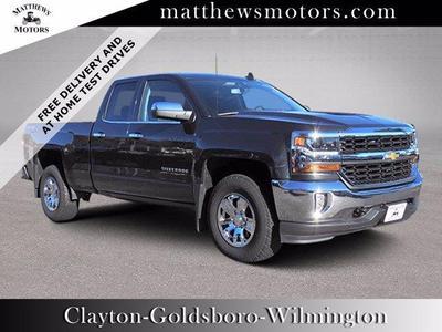 Chevrolet Silverado 1500 2017 for Sale in Clayton, NC