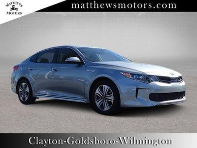 2017 KIA Optima Hybrid EX for sale VIN: KNAGU4LC1H5007048