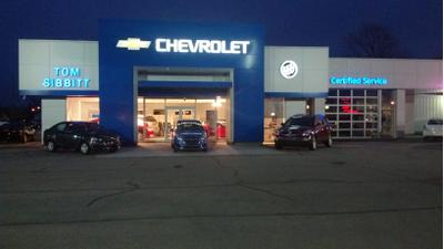 Tom Sibbitt Chevrolet - Buick Image 1