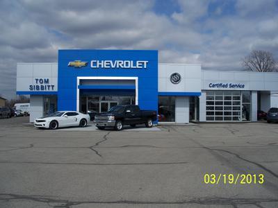 Tom Sibbitt Chevrolet - Buick Image 2