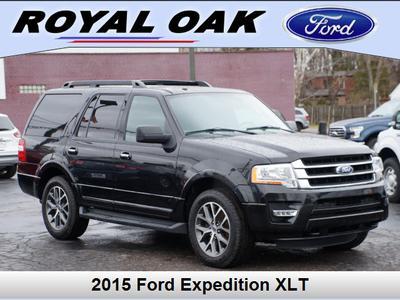 2015 Ford Expedition XLT for sale VIN: 1FMJU1JT0FEF10833