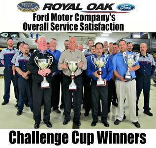 Royal Oak Ford Image 1
