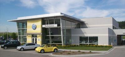 Baxter Volkswagen La Vista Image 1