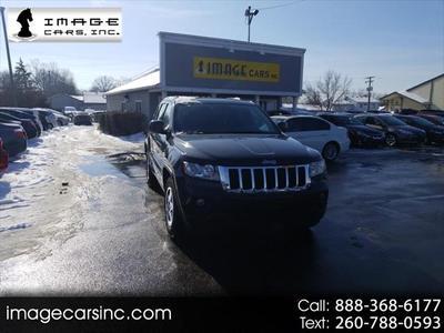 2011 Jeep Grand Cherokee Laredo for sale VIN: 1J4RR4GG7BC550816