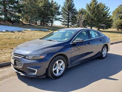 2017 Chevrolet Malibu 1LS for sale VIN: 1G1ZC5ST5HF157141