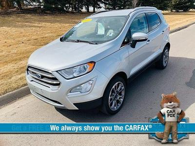 Ford EcoSport 2019 for Sale in Great Falls, MT