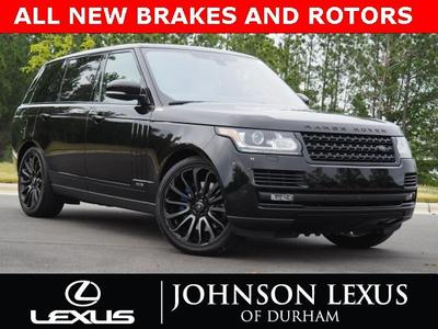 Land Rover Range Rover 2017 for Sale in Durham, NC