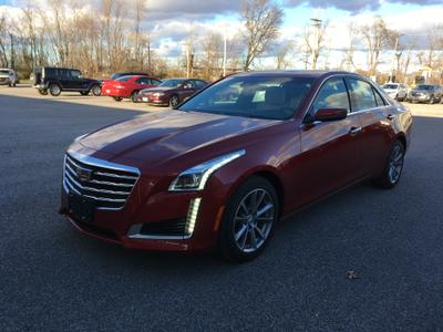 2017 Cadillac CTS 3.6L Luxury for sale VIN: 1G6AR5SS5H0144423