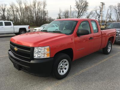 2011 Chevrolet Silverado 1500 Work Truck for sale VIN: 1GCRCPEX7BZ336921