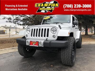 2015 Jeep Wrangler Unlimited Sahara for sale VIN: 1C4BJWEG1FL527650