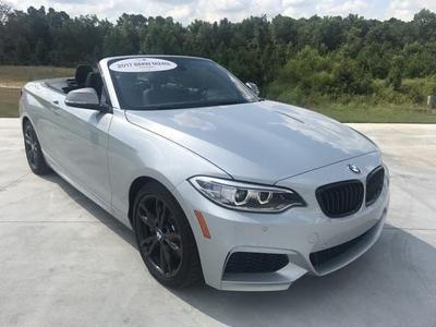 2017 BMW M240 i for sale VIN: WBA2L1C34HV666799