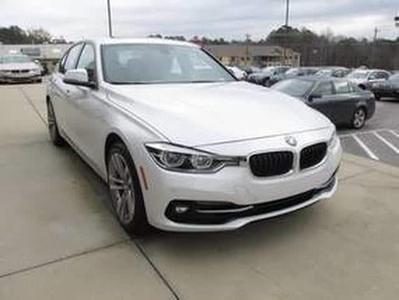 2017 BMW 330 i for sale VIN: WBA8B9G58HNU50994