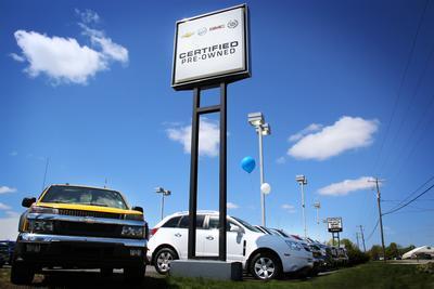 Tinney Chevrolet Buick GMC Cadillac Image 2