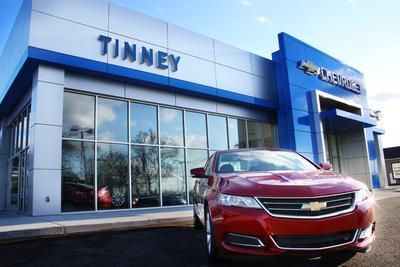 Tinney Chevrolet Buick GMC Cadillac Image 3