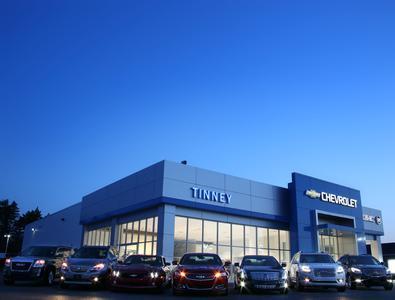 Tinney Chevrolet Buick GMC Cadillac Image 5